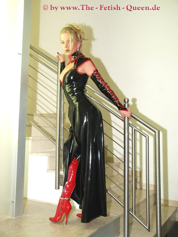 Fetish Vanessa - Lady Vanessa Gästegalerie the-fetish-queen Bild fetisch-latex1136