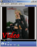 Lady Vanessa Video 19 Domina in Leather