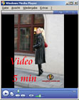 Lady Vanessa Video 29 Red leather in Munich