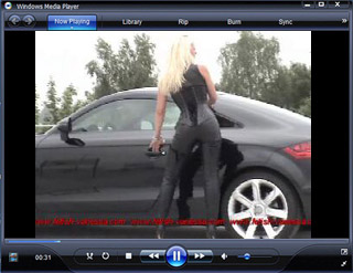 Lady Vanessa Video 37 Lack Korsett