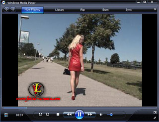 Lady Vanessa Video 39 Flughafen