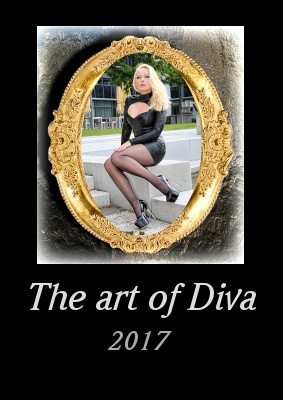 Lady Vanessa Kalender 2017 The Art of Diva